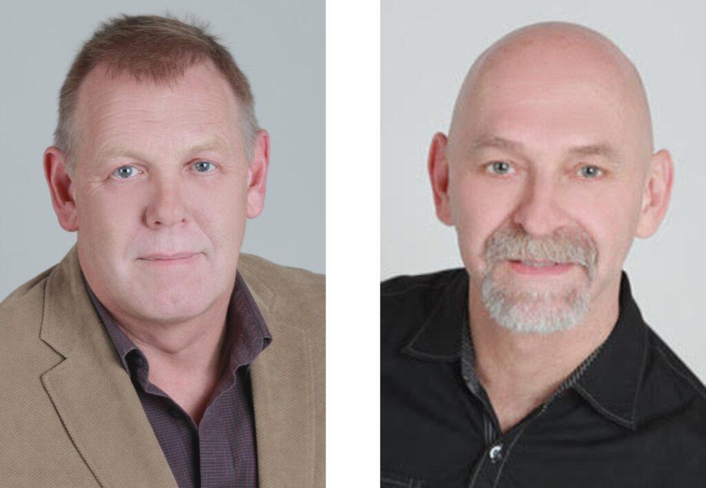 Dave Brown & Paul Trajkowicz