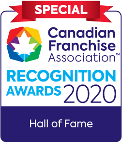 Canadian Franchise Association Recognition Award